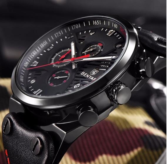 Relógio Benyar Masculino Cronógrafo Funcional - 5110m