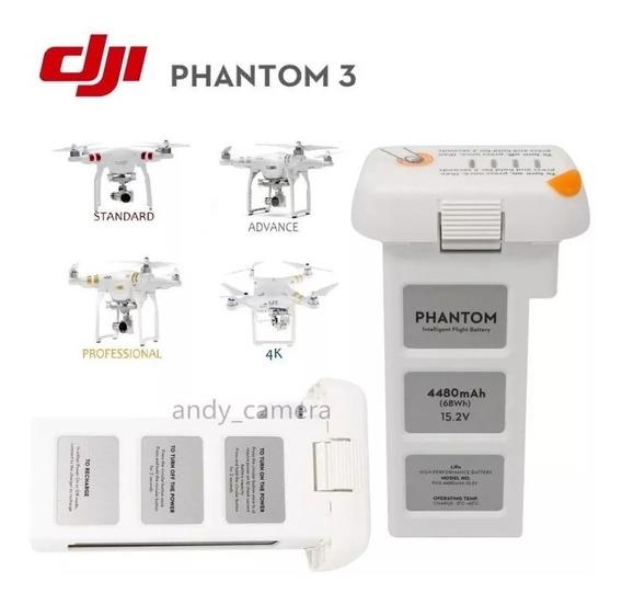 Bateria Para Linha Drone Dji Phantom 3 Adv/pro/stan/4k