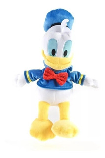 Peluche Suave Pato Donald 35 Cm Disney Original 26772
