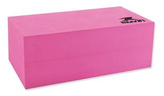 Bloco De Yoga 22cm X 8cm X 10cm Muvin Bly-100