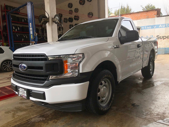 Ford F-150 3.5 Cabina Regular V6 4x4 At
