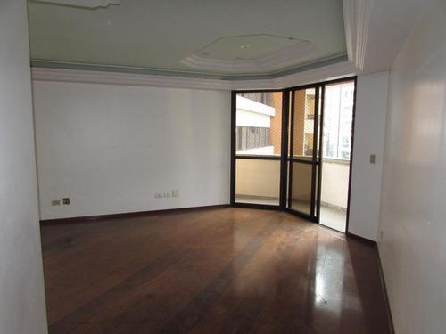 Apartamento Com 4 Dormitórios À Venda, 165 M² Por R$ 990.000,00 - Tatuapé - São Paulo/sp - Ap0751