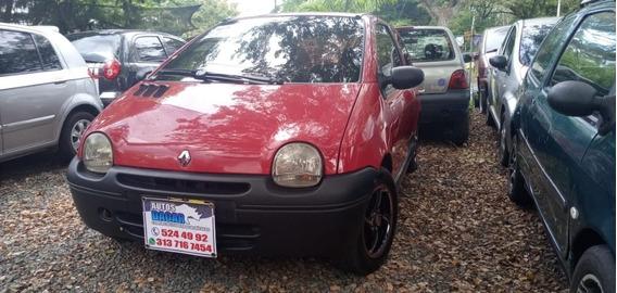 Renault Twingo Motor 1.15 2011 Rojo Vivo 3 Puertas