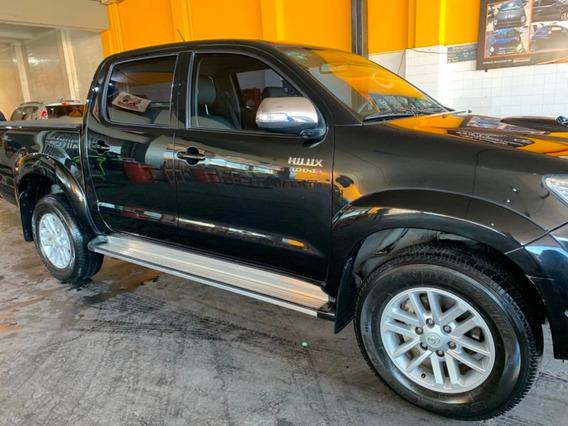 Toyota Hilux 2013 Srv 4x2 - Cuero