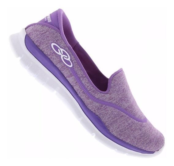 Sapatilha Olimpicos Olympikus Feminino Angel Slip Kit C 3
