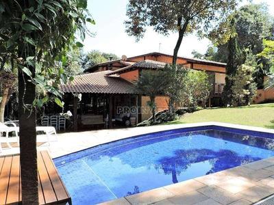 Excelente Imóvel Em Condomínio Na Granja Viana!!! - Ca15097