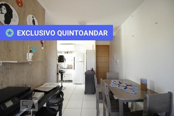 Apartamento No 6º Andar Mobiliado Com 1 Dormitório - Id: 892969771 - 269771