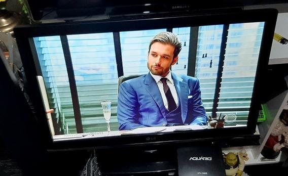 Tv LG Lcd 22 Polegadas Com Conversor Digital Ful Hd