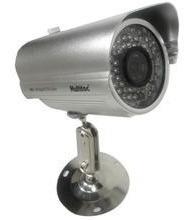 Camera De Segurança Ir60 Ccd Color