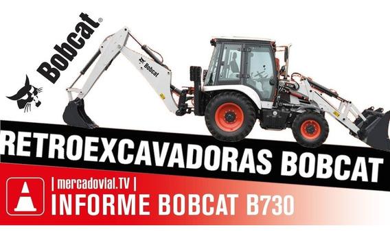 Retro Excavadora 2020 Bobcat