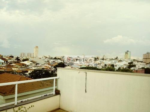 Cobertura Com 3 Dormitórios À Venda, 140 M² Por R$ 455.000,00 - Vila Francisco Matarazzo - Santo André/sp - Co0222