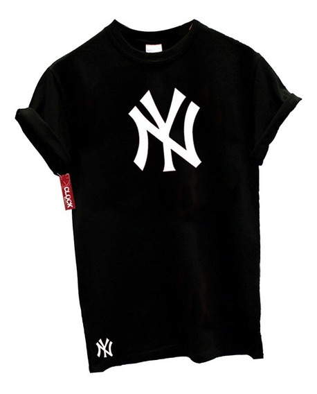 Playera Yankees New York Beisbol Moda Unisex