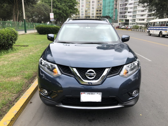 Nissan X-trail 2016 Full 4 X 2