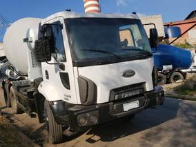 Ford Cargo 2629 6x4 Betoneira Liebherr 2013