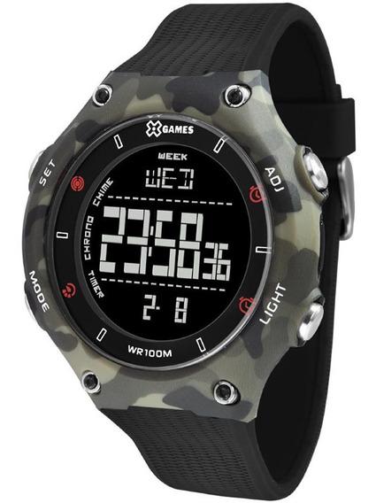 Relógio X-games Xmppd566 Pxgx