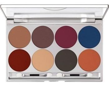 Kryolan Paleta De Sombras 8 Color - Unidad a $31875