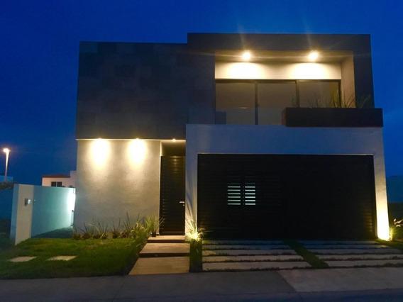 Residencia Con Acabados De Lujo En Frac. Punta Tiburón, Riviera Veracruzana, Alv