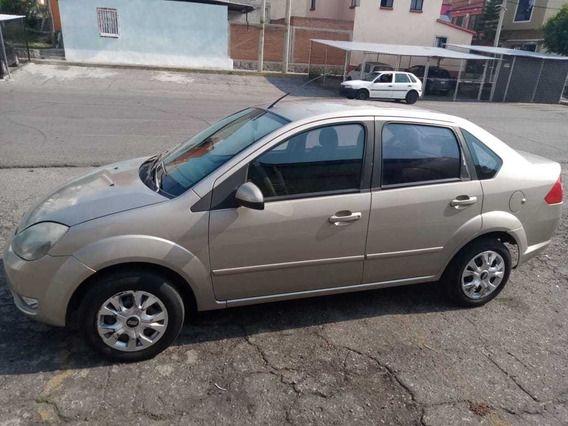Ford Fiesta 1.6 Trend Aa Ee Ba Sedan Comfort At 2006