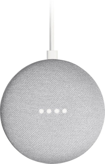 Caixa De Som Speaker Google Home Mini Wi-fi Original Lacrado