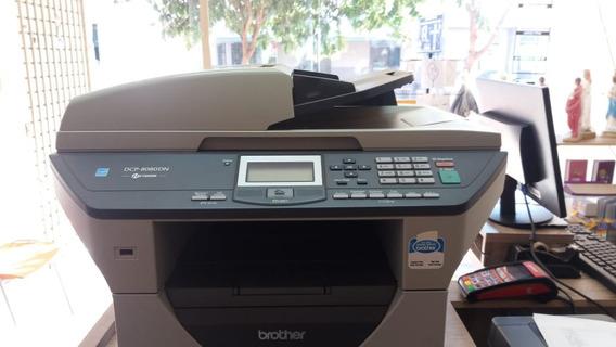 Multifuncional Brother Dcp-8080dn Funcionando
