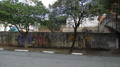 Imagem 1 de 5 de Terreno Residencial À Venda, City América, São Paulo. - Te0059