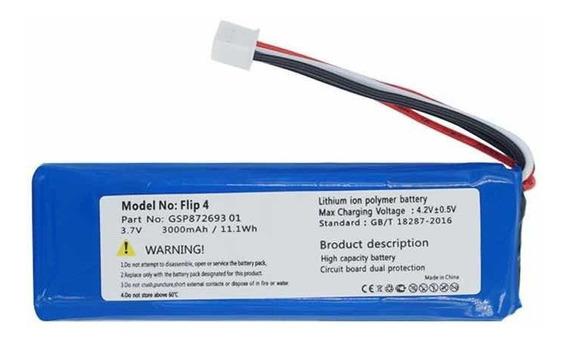 Bateria Jbl Flip 4 Gsp872693 01 Compativel P/ Caixa Original