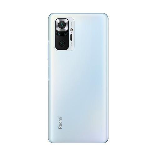 Imagen 1 de 2 de Xiaomi Redmi Note 10 Pro (India) Dual SIM 128 GB glacial blue 6 GB RAM