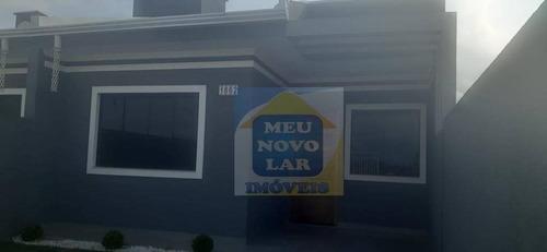Otima Casa Em Fazenda Rio Grande - Ca0435