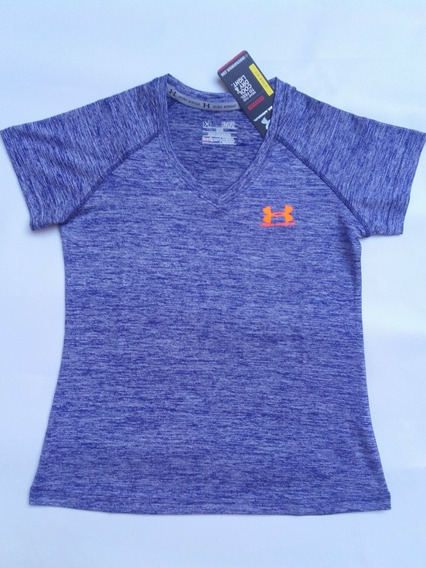 Remera Under Armour Dama Upf 50+