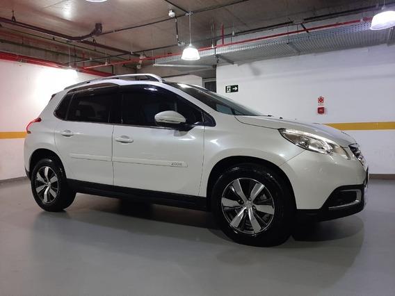 Peugeot 2008 1.6 16v Flex Griffe 4p Aut 2016