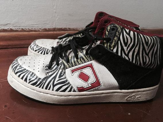 Tenis Qix De Zebra