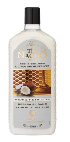 Acondicionador Tio Nacho Ultrahidratante Botella X 415 Ml