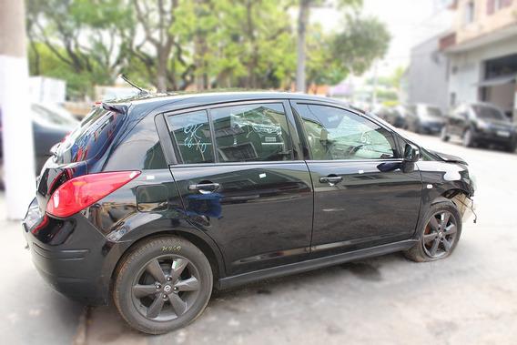 Sucata Nissan Tiida 1.8 Automático Para Retirada De Peças