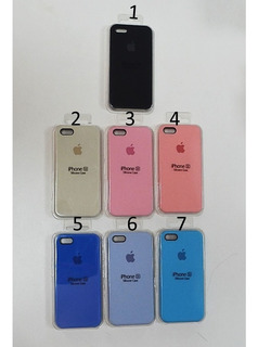Funda Estuche Silicona iPhone Solo Por Mayor