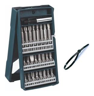 Set Puntas Accesorios Bosch 24p + Porta Puntas Mag + Regalo