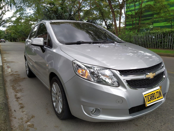Chevrolet Sail Ltz Fe 1400 Mt