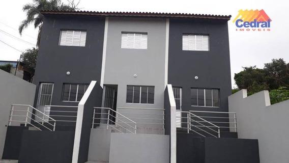 Sobrado À Venda, 1 M² Por R$ 169.000,00 - Vila Nova Aparecida - Mogi Das Cruzes/sp - So0360