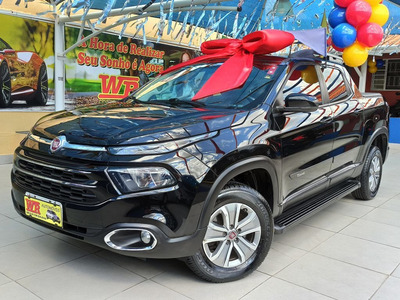 Fiat Toro Freedom 1.8 Flex Open Edition Automática 2017