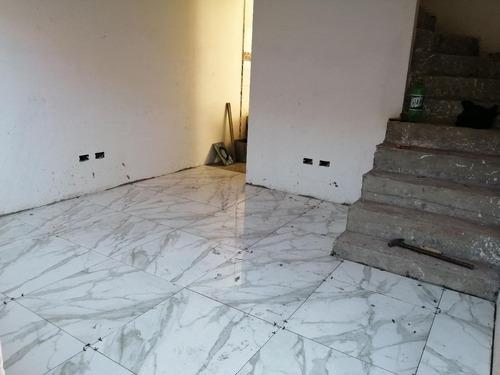 Casa Em Balneário Esmeralda, Praia Grande/sp De 62m² 2 Quartos À Venda Por R$ 170.000,00 - Ca908210