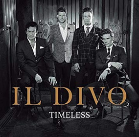 Cd Il Divo Timeless Open Music Sy
