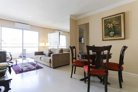 Apartamento No 10º Andar Com 2 Dormitórios E 2 Garagens - Id: 892949301 - 249301