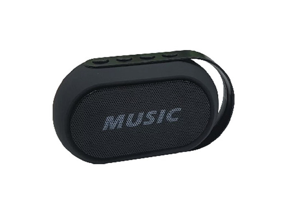 Speaker Satellite As-37 - Bluetooth - Micro Sd