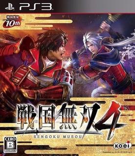 Samurai Warriors 4 Ps3