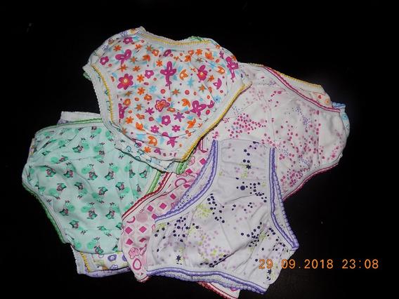 Pantaletas Niñas E Interiores Niños Caracas 5 Pack