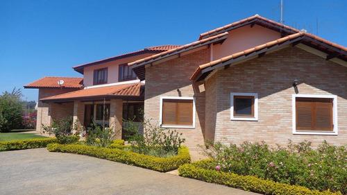 Imóvel Alto Padrão 4 Suítes, Totalmente Mobiliado À Venda, Condomínio City Castelo, Itu. - Ca0750