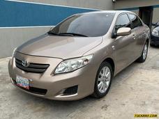 Toyota Corolla Automático Xei