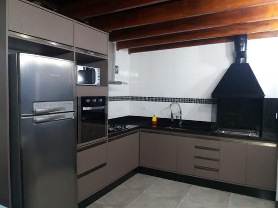 Casa Com 2 Quartos Sala De Jantar Cozinha Gourmet Mobiliada