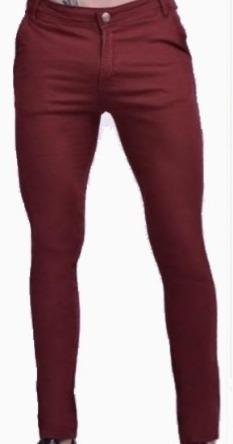 Pantalón Bolsillo Chino Varios Colores Excelente Calidad!