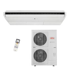 Ar Condicionado Split Inverter Piso Teto 48000 Btus Quente E
