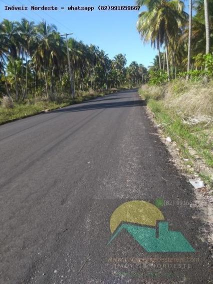 Área Para Venda Em Japaratinga - Ar-8